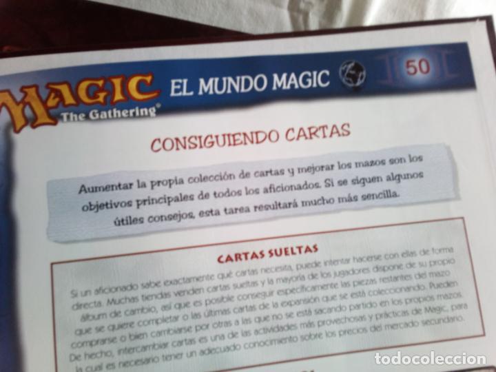 Barajas de cartas: Oportunida especial coleccionistas MAGIG''the Gathering 9ªEdci--2005-todo en textos y fotos - Foto 7 - 144394710