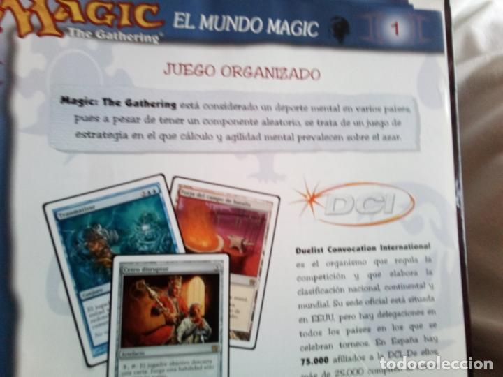 Barajas de cartas: Oportunida especial coleccionistas MAGIG''the Gathering 9ªEdci--2005-todo en textos y fotos - Foto 12 - 144394710