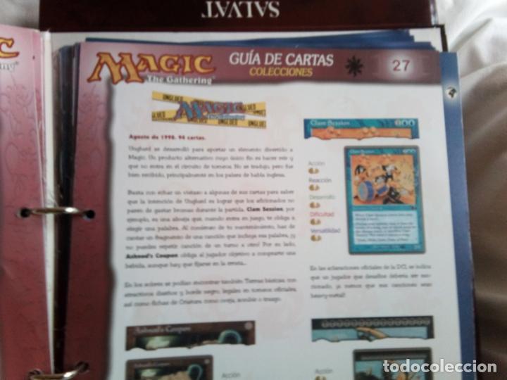 Barajas de cartas: Oportunida especial coleccionistas MAGIG''the Gathering 9ªEdci--2005-todo en textos y fotos - Foto 16 - 144394710