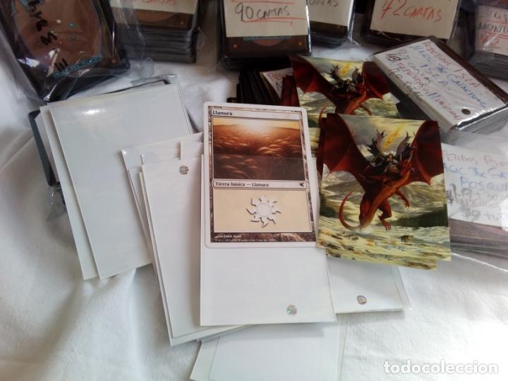 Barajas de cartas: Oportunida especial coleccionistas MAGIG''the Gathering 9ªEdci--2005-todo en textos y fotos - Foto 23 - 144394710