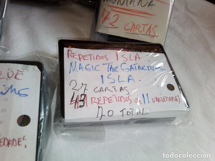 Barajas de cartas: Oportunida especial coleccionistas MAGIG''the Gathering 9ªEdci--2005-todo en textos y fotos - Foto 25 - 144394710