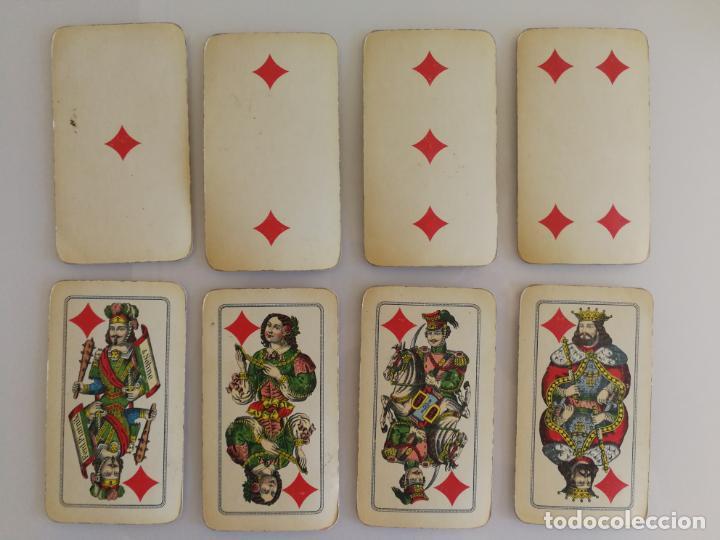 Barajas de cartas: ANTIGUA BARAJA TAROT FERD. PIATNIK AND SOHNE - Foto 5 - 144614650