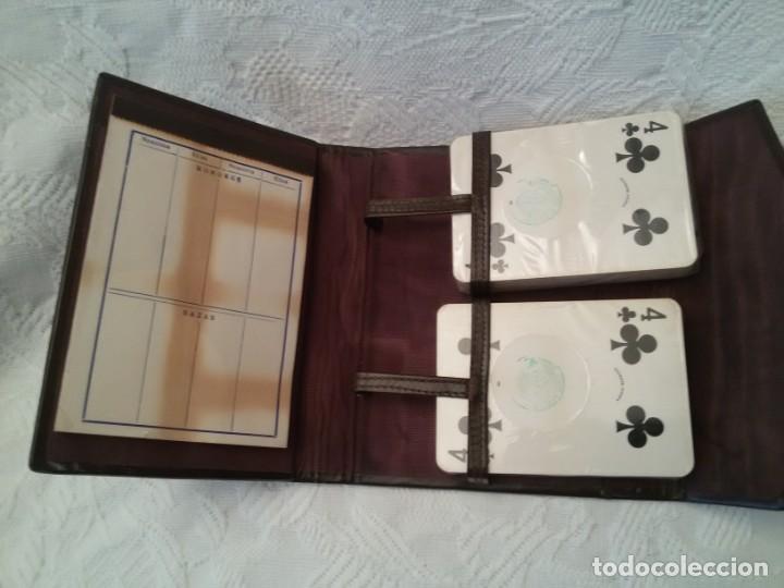 Barajas de cartas: BARAJAS-TIMBRE VERDE SOBRE NAIPES - Foto 5 - 144644474