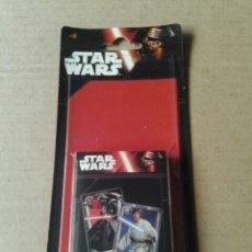 Barajas de cartas - Juego de Naipes / Cartas Star Wars (Disney / Fournier / Lucas Film Ltd.). Made in Spain. Precintado - 146692397