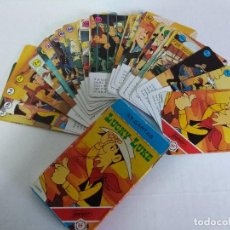 Barajas de cartas: BARAJA-CARTAS/LUCKY LUKE/FOURNIER.. Lote 144895446
