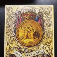 Barajas de cartas - baraja naipes, española neoclasica, heraclio fournier - desprecintada - 145125606