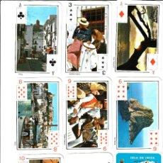 Barajas de cartas: BARAJA DE POKER TURISTICA DE IBIZA. Lote 81046960