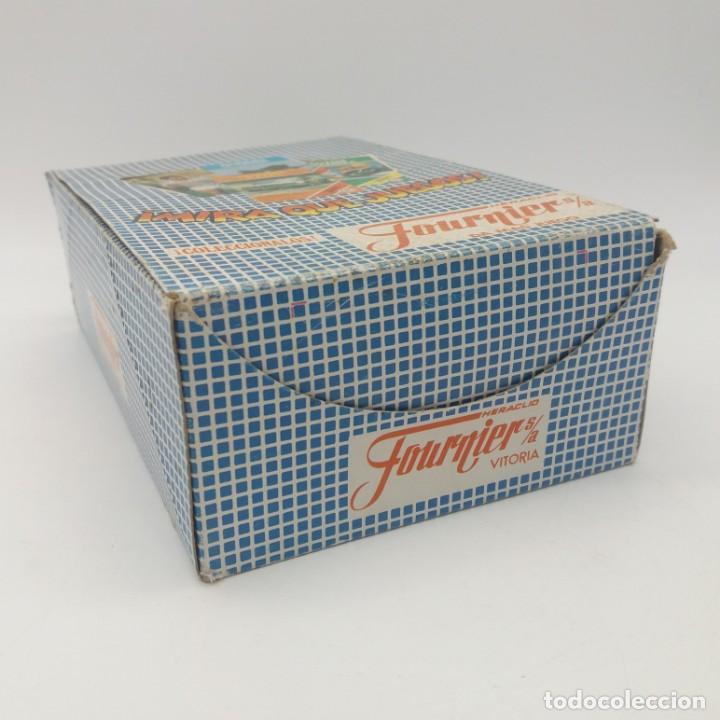 Barajas de cartas: Caja expositor display de barajas de cartas FOURNIER, contiene 20 unidades de ASES DEL CICLISMO - Foto 3 - 145270734