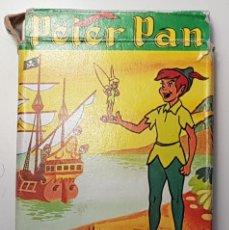 Barajas de cartas: BARAJA PETER PAN Y LOS PIRATAS DE FOURNIER. Lote 145350762