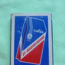 Barajas de cartas: BARAJA FOURNIER NAIPES CAFÉS DROMEDARIO. Lote 145647734