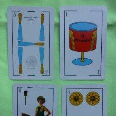 Barajas de cartas: BARAJA NAIPES FOURNIER PROCOLOR - AÑOS 70. Lote 146011854