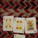 Barajas de cartas: BARAJA DE PÓQUER ESPAÑOL, HIJA DE BRAULIO FOURNIER. BURGOS, SELLO Y TIMBRE, DE 1, 20 PESETAS. Lote 146113534