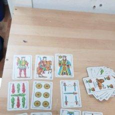 Barajas de cartas: BARAJA 40 CARTAS NAIPES COMAS NAIPES SAMSO. Lote 146263690