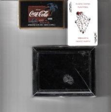 Barajas de cartas: BARAJAS DE POKER DE COCA COLA SPRINGTIME IN ATLANTA 1988. Lote 146628514