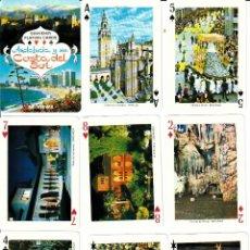 Barajas de cartas: BARAJAS POKER DE LA COSTA DEL SOL Y MALLORCA + IBIZA. Lote 146658010