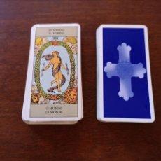 Barajas de cartas: TAROT. 78 CARTAS. Lote 146685754