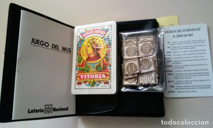 Barajas de cartas: JUEGO CARTAS FOURNIER LOTERIA NACIONAL - Foto 3 - 146701754