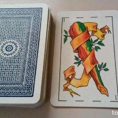 Barajas de cartas: NAIPES DOS BARAJAS. Lote 146703310