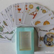 Barajas de cartas: LIBRERIA GHOTICA. BARAJA BARTOLOMÉ. EDICIÓN LIMITADA. EJEMPLAR NUMERADO.1992. . Lote 146790838