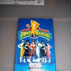 Barajas de cartas: HERACLIO FOURNIER - BARAJA POWER RANGERS 1995 NUEVA Y PRECINTADA. Lote 146799346