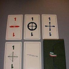 Barajas de cartas - RARÍSIMA BARAJA FASCISMO FUTURISMO OSWALDO BOT PLAYING CARDS ITALIA, NUEVA - 147020430