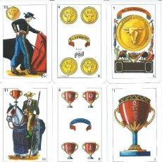 Barajas de cartas: BARAJA ESPAÑOLA TAURINA DE DANI-AÑO 2001. Lote 147094298