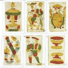 Barajas de cartas: BARAJA ESPAÑOLA DE ALMAGRO-AÑO 1990. Lote 147096198