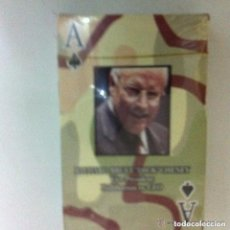 Barajas de cartas: DICK CHENEY USA - BARAJA DE CARTAS. Lote 147186422