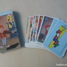 Barajas de cartas: BARAJA NAIPE LA BANDA DE MOZART AÑO 1995 FOURNIER. Lote 147314994