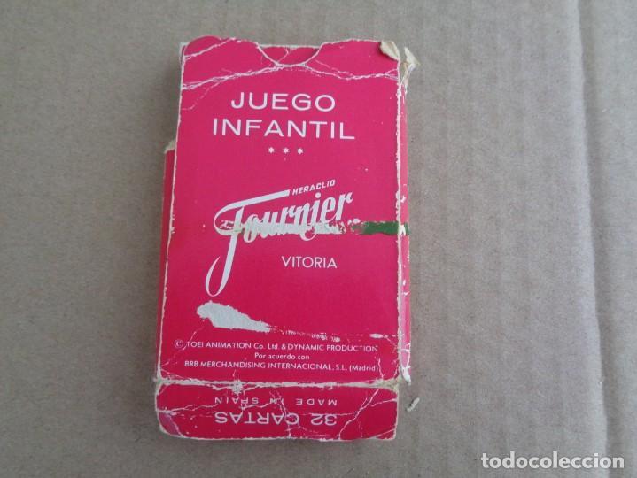Barajas de cartas: baraja de fournier de mazinger z completa con caja - Foto 3 - 147391890