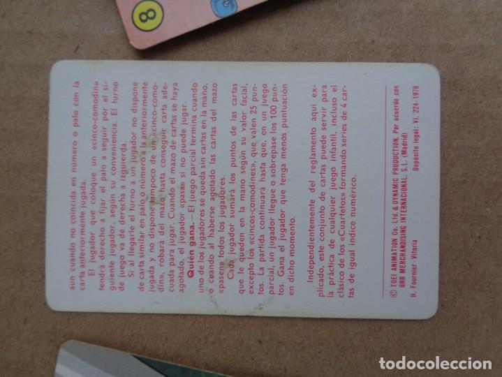 Barajas de cartas: baraja de fournier de mazinger z completa con caja - Foto 12 - 147391890