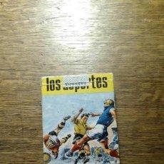 Barajas de cartas: JUEGO DE FAMILIAS. LOS DEPORTES.FOURNIER.48 CARTAS. Lote 147396866