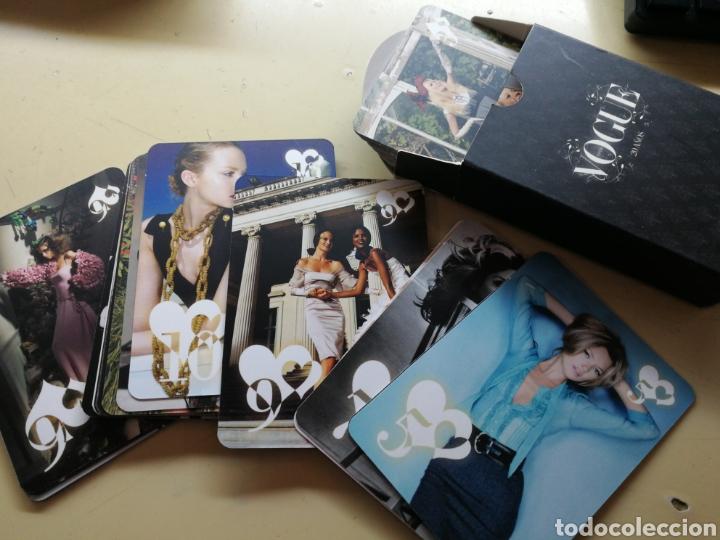 Barajas de cartas: Baraja de poker Vogue conmemorativa 20 años - Foto 2 - 147469184