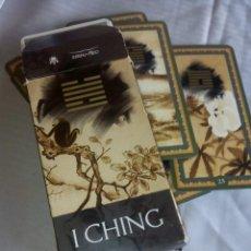 Barajas de cartas: BARAJAS CARTAS DE TAROT I CHING. Lote 175844548