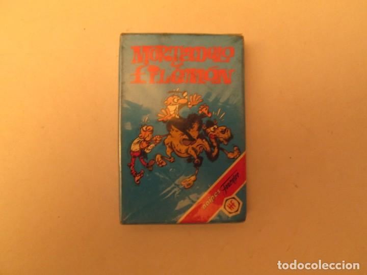 MORTADELO Y FILEMON HERACLIO FOURNIER (Juguetes y Juegos - Cartas y Naipes - Barajas Infantiles)
