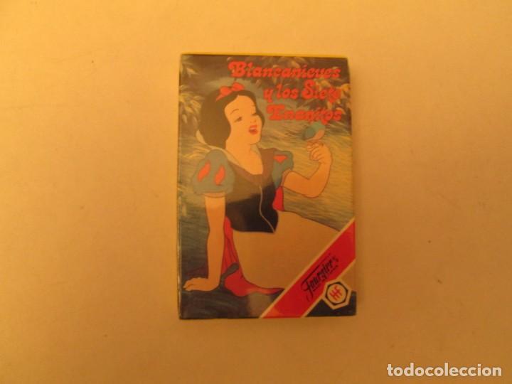 BLANCANIEVES HERACLIO FOURNIER (Juguetes y Juegos - Cartas y Naipes - Barajas Infantiles)
