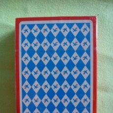 Barajas de cartas: BARAJA NAIPES FOURNIER LA CAIXA - NUEVA PRECINTADA - 50 CARTAS. Lote 147736958