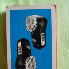 Barajas de cartas: BARAJA NAIPES FOURNIER PHILIPS. 1972. 40 CARTAS - PRECINTADA. Lote 147749978