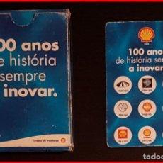 Barajas de cartas: BARAJA DE CARTAS SHELL. Lote 147757606