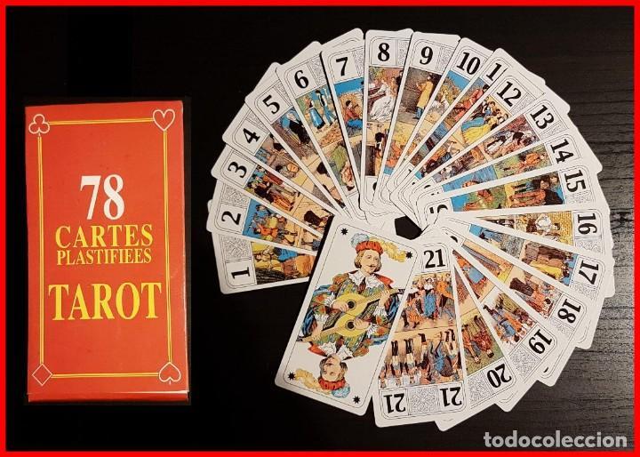 BARAJA TAROT 78 CARTAS (Juguetes y Juegos - Cartas y Naipes - Barajas Tarot)