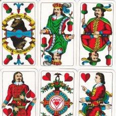 Barajas de cartas: BARAJA DE 32 CARTAS DE ALEMANIA SCHWERTER - KARTE (GESETZL.GESCHUTZT) . Lote 148046102