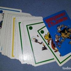 Barajas de cartas: BARAJA DE CARTAS DE MORTADELO Y FILEMON FOURNIER AÑO 1994 COMPLETA ORIGINAL VER FOTOS Y DESCRIPCION. Lote 148161398