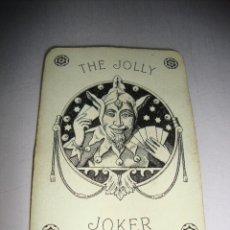 Jeux de cartes: CARTA NAIPE JOKER AMPLIA TU COLECCION VER FOTO PARTE TRASERA. Lote 148396150