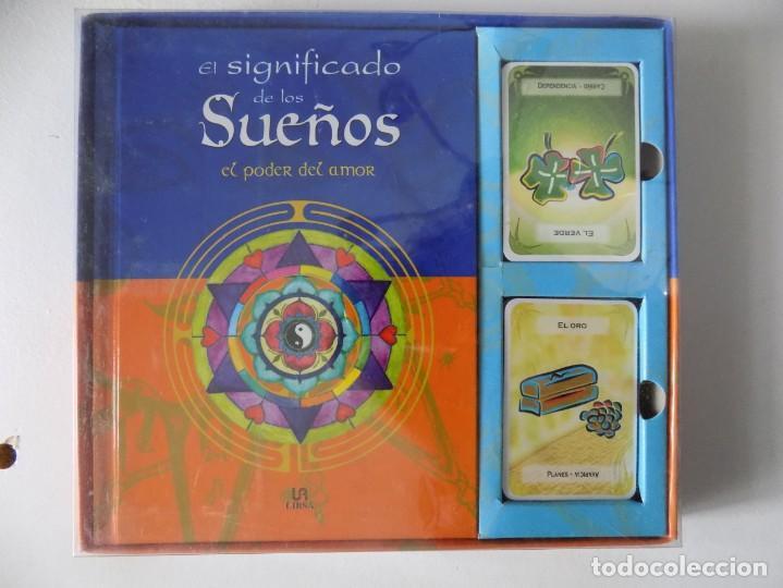 LIBRERIA GHOTICA. JUEGO DE 72 CARTAS ADIVINATORIAS + LIBRO ILUSTRADO. 1990. SIN ESTRENAR. (Juguetes y Juegos - Cartas y Naipes - Otras Barajas)
