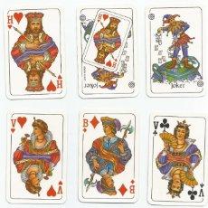 Barajas de cartas: BARAJA DE POKER BELGA-PUBLICITARIA DE KREDIET AD NUVERHEID-VER FOTOS. Lote 148880342