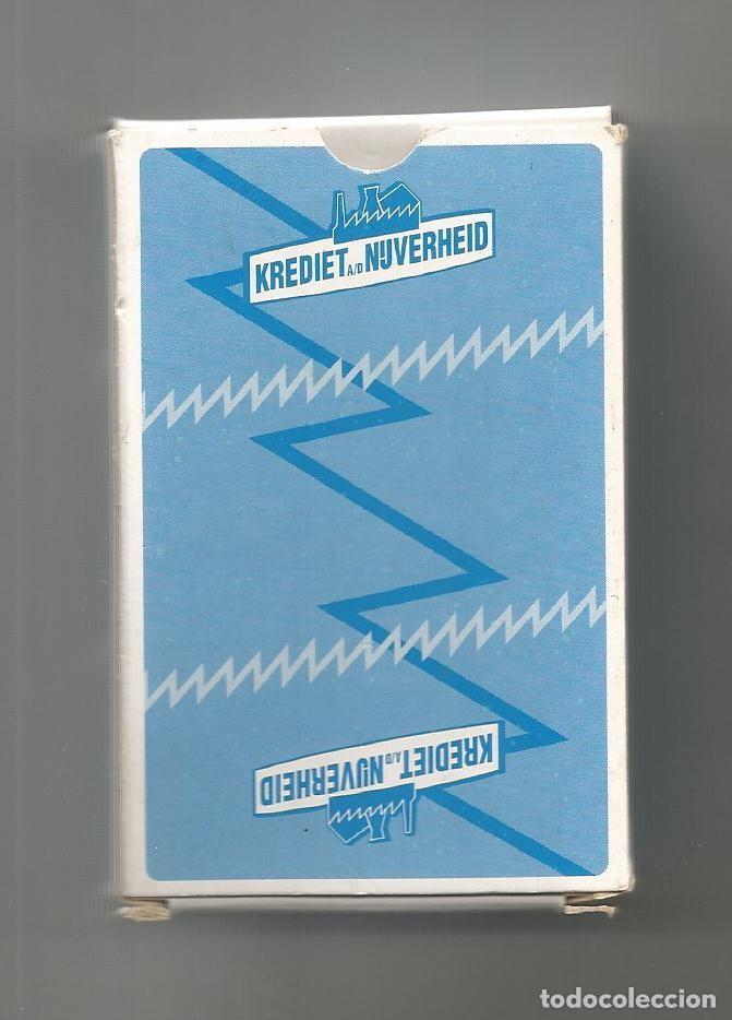 Barajas de cartas: BARAJA DE POKER BELGA-PUBLICITARIA DE KREDIET AD NUVERHEID-VER FOTOS - Foto 2 - 148880342