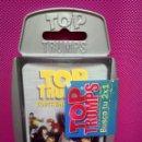 Barajas de cartas: BARAJA DE CARTAS TOP THUMPS SUPER HEROES MARVEL. Lote 149005102