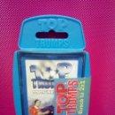 Barajas de cartas: BARAJA DE CARTAS TOP THUMPS FÚTBOL. Lote 149005106