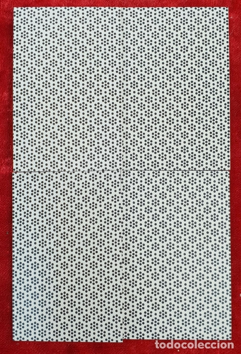 Barajas de cartas: BARAJA DE 40 NAIPES. DOS TOROS. JUAN ROURA. FABRICA HISPANO AMERICANA. CIRCA 1940. - Foto 5 - 149147866