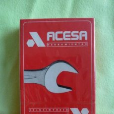 Barajas de cartas: BARAJA NAIPES FOURNIER PARA ACESA - PRECINTADA. Lote 149235410